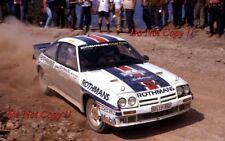 Ari Vatanen Opel Ascona 400 Acropolis Rally 1983 Photograph 3