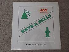Dorothy Shaw Bell Choir Texas Boys Choir Boys & Bells Vol III  still sealed