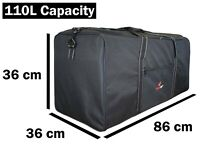 Extra Very Large Holdall HUGE Bag XL XXL Size Luggage 110Ltr Travel Duffle RL34K