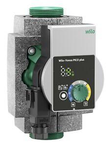 Wilo Yonos PICO plus 25/1-4-(D-A-CH) 4215502 180 mm Hocheffizienzpumpe Neu & OVP