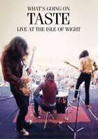 Cosa ' S Going On: Live At The Isle Of Wight 1970: Taste Nuovo DVD (EREDV1190)