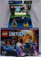 LEGO Dimensions: Fantastic Beasts Story Pack 71253 + Tina Goldstein Fun 71257