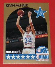 # 6 KEVIN McHALE ALL-STAR EAST CELTICS BOSTON 1990 NBA HOOPS BASKETBALL CARD