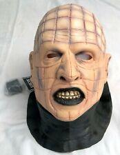 Hellraiser Pinhead Cinema Secrets Latex Halloween Mask with Plastic Pins 1993