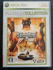 Saints Row 2 Platinum Collection Xbox 360 Japanese
