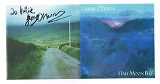 "GERRY O'BEIRNE ""Half Moon Bay"" autographed CD by Gerry O'Beirne"