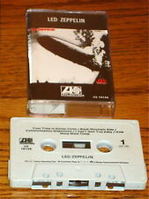 LED ZEPPELIN 1 ORIGINAL CASSETTE  FREE SHIPPING IN THE USA!