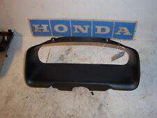 2004 Honda Civic 2dr coupe EX gauge cluster visor shade cover