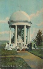 Old Postcard - The Pieta - Auriesville New York