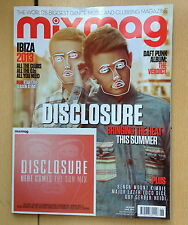 Mixmag magazine DISCLOSURE Daft Punk Benga Apollonia Major Lazer,Mount Kimbie