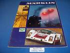 EE 1969 LN Marklin HO Catalog 1969 E USA LikeNew