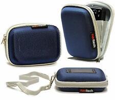 Navitech Blue Case For The Canon PowerShot G9 X Mark II NEW