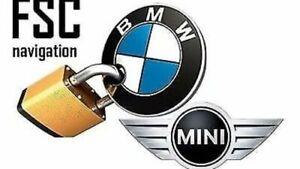 BMW MAP UPDATE MINI NAVI MAP FSC CODE 2021 MOTION MOVE PREMIUM NEXT