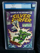 Silver Surfer #2 CGC 6.5 First Appearance of Badoon!