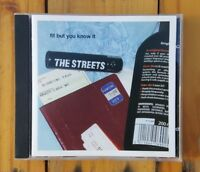 THE STREETS - Fit But You Know It CD Single 2004