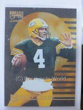 Brett Favre - 1997 Pinnacle ZENITH #1 - Green Bay Packers playercard