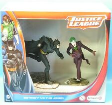 2 BATMAN Figuren Batman rennend + Joker Fa. SCHLEICH 2014 OVP MiB