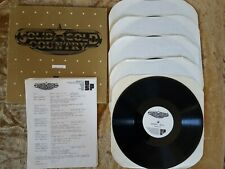 Solid Gold Country United Radio Station Aug. 24, 87 Jeanne Kendall Elvis Presley