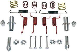 Parking Brake Hardware Kit Rear Dorman HW17425 fits 05-06 Hyundai Santa Fe