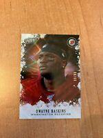 2019 Panini Black Friday - Dwayne Haskins -  Future Frames Rookie #'d 09/99 RC