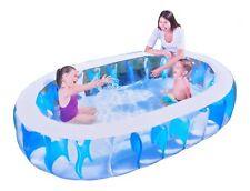piscine Elliptic 229x152x51cm piscine piscine de jardin pataugeoire