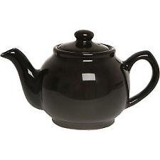 Y56753 and Kensington 6 Cup Teapot Black 0851