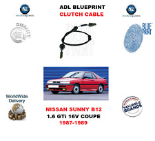 FOR NISSAN SUNNY B12 1.6 GTi 16V COUPE 1987-1989 NEW ADL CLUTCH CABLE 3077058A00