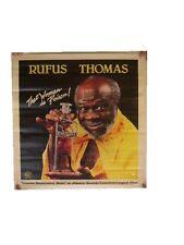 Rufus Thomas Poster That Woman Is Poison Promo