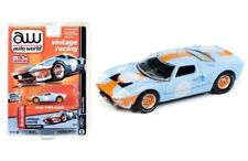 `65 Ford GT 40 Vintage Racing GULF Blue 1965 *RR* Auto World 1/800 MiJo 1:64 OVP