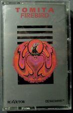 Isao Tomita:  Firebird (Cassette,  1991, RCA Victor Records USA) NEW
