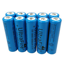 1/2/4/6/10pcs 18650 Batterie 5000mAh 3.7V Li-ion rechargeable Battery Flashlight