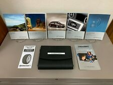 2012 Mercedes-Benz E-Class Sedan E350 E550 E63 AMG Genuine OEM Owners Manual Set