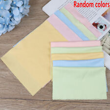 10pcs/lot Eyeglasses Cleaner Microfiber Glasses Cleaning Cloth For Lens PhoneKKV