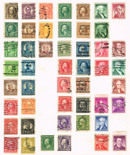 USA Stamps United States of America Horizontal
