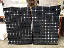 TWO SunPower 327W Watt 48V Volts Solar Panels - 654 Watt Total - SPR-327NE-D