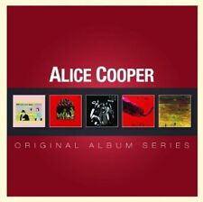 Alice Cooper - Original Album Series: Easy Action / Killer / Love NEW CD