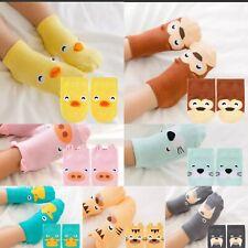Baby Toddler Boy Girl Kids Animal Cotton Socks Non-slip Cute Quality Socks