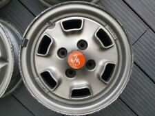 Cromodora Wheels Fiat  4x 13  4,5 J  Old stock wheels Good state. 422089