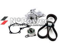 TIMING BELT WATER PUMP KIT FOR TOYOTA SPRINTER AE86 MR2 AW11 4A-GE 16V 1.6