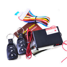 Vehicle Keyless Entry Car Remote Control Central Door Lock Controller Kit System