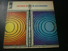 THE JAZZ CRUSADERS LIGHTHOUSE 68 LP RECORD