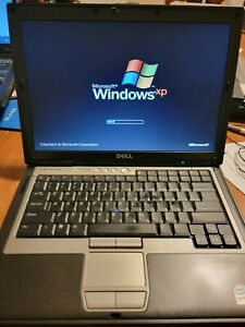 Dell Latitude D620 Laptop Windows XP pro Serial port WiFi