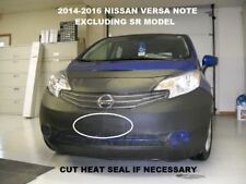 Lebra Front End Mask Bra Fits NISSAN VERSA NOTE 2014-2016 (EXC.SR MODEL)