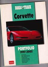 1997-2002 CHEVROLET C5 CORVETTE Road & Track Portfolio - Tests Data Analysis
