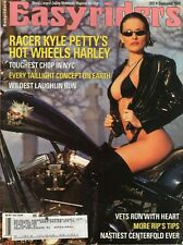 1998 September Easyriders - Vintage Motorcycle Magazine with David Mann Poster
