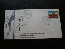 BRESIL - enveloppe 25/4/1986 (cy69) brazil