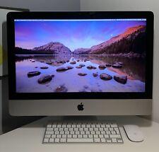 "Apple iMac 21.5"" Intel i5 Quad Core 2,5 GHz 2x2GB Ram 500GB 6750M"