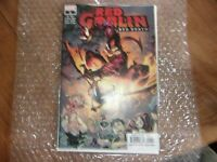 RED GOBLIN RED DEATH #1 AMAZING SPIDER-MAN CARNAGE MARVEL COMICS10/30/2019 NM/M