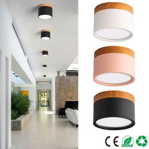 7/15W LED Aufbaustrahler Deckenlampe Downlight Aufputz LeuchteSpot Deckenleuchte