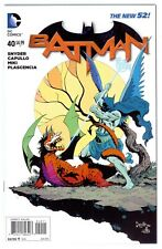 1)BATMAN v2 #40(6/15)'DEATH' OF JOKER(NEW 52)BATGIRL/RED ROBIN/BANE(CGC IT)9.8!!